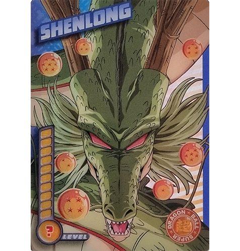 Panini Dragon Ball Super Trading Cards Nr 063 Shenlong