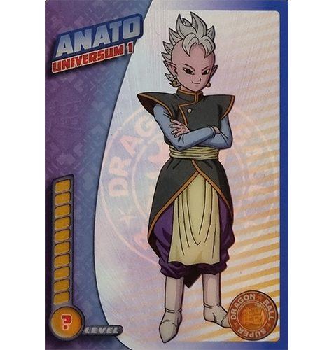 Panini Dragon Ball Super Trading Cards Nr 066 Anato Universum 1