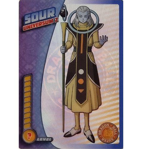 Panini Dragon Ball Super Trading Cards Nr 068 Sour Universum 2