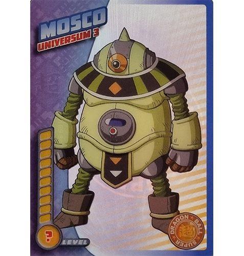 Panini Dragon Ball Super Trading Cards Nr 070 Mosco Universum 3