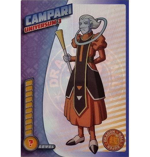 Panini Dragon Ball Super Trading Cards Nr 071 Campari Universum 3