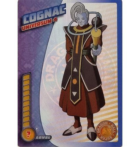 Panini Dragon Ball Super Trading Cards Nr 074 Cognac Universum 4