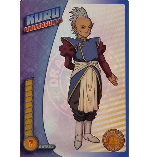 Panini Dragon Ball Super Trading Cards Nr 075 Kuru Universum 4