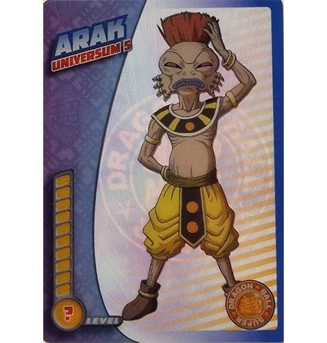 Panini Dragon Ball Super Trading Cards Nr 076 Arak Universum 5