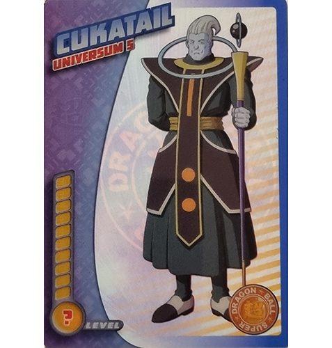 Panini Dragon Ball Super Trading Cards Nr 077 Cukatail Universum 5