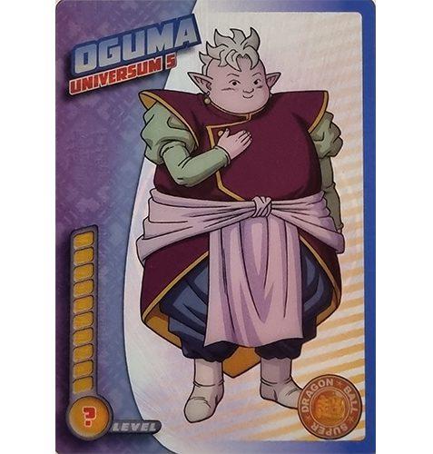 Panini Dragon Ball Super Trading Cards Nr 078 Oguma Universum 5