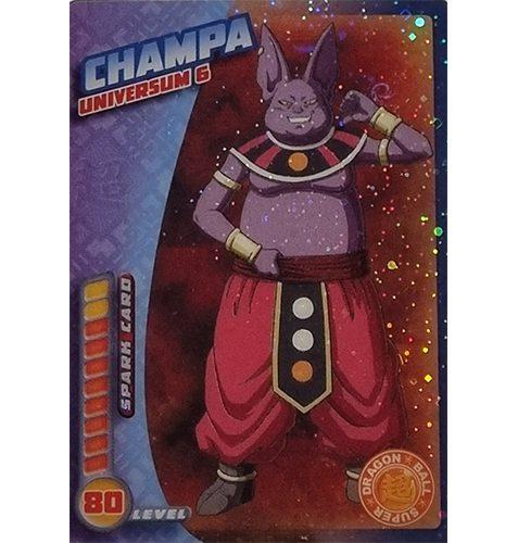 Panini Dragon Ball Super Trading Cards Nr 079 Champa Universum 6