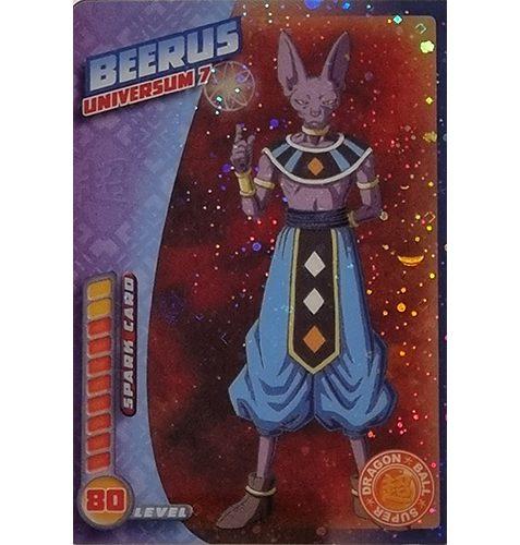 Panini Dragon Ball Super Trading Cards Nr 082 Beerus Universum 6