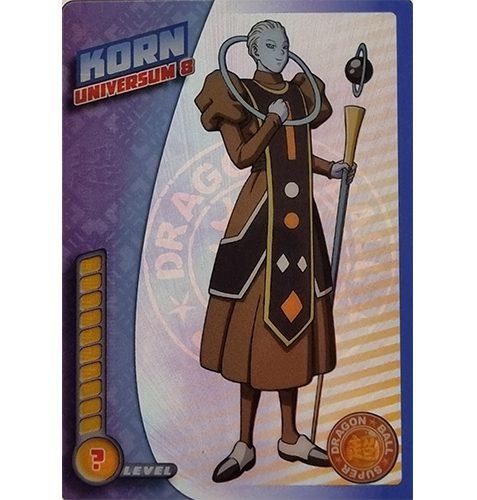 Panini Dragon Ball Super Trading Cards Nr 086 Korn Universum 8