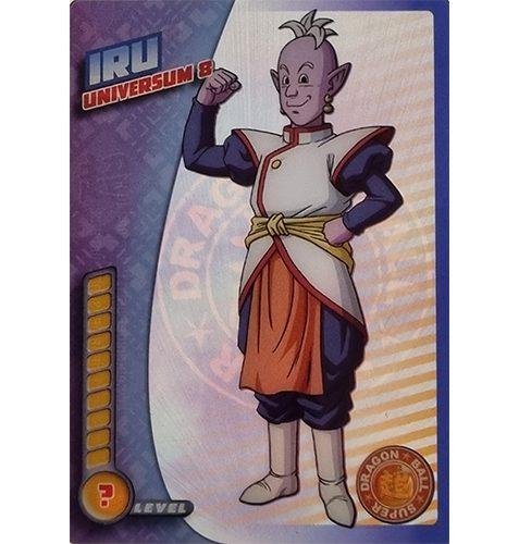 Panini Dragon Ball Super Trading Cards Nr 087 Iru Universum 8
