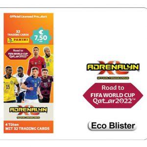Panini Road to World Cup 2022 Qatar Adrenalyn XL - 1x Eco Blister