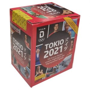 Panini Team Deutschland Teil 2 Tokio 2021 Sticker 1x Display