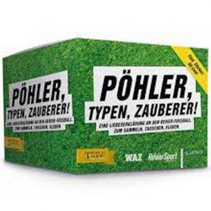 Panini Pöhler, Typen, Zauberer! Sticker