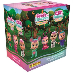 Panini Cry Babies Sticker 1x Display