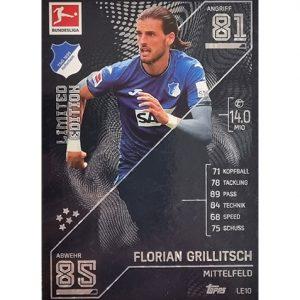Topps Match Attax Bundesliga 2021/22 LE 10 Florian Grillitsch