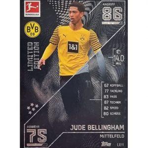 Topps Match Attax Bundesliga 2021/22 LE 11 Jude Bellingham