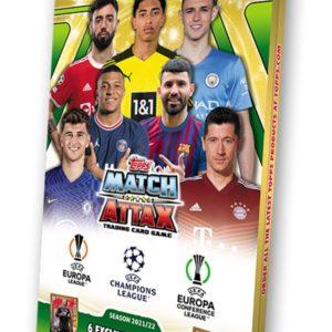 Topps Champions League Match Attax 2021-22 Adventskalender