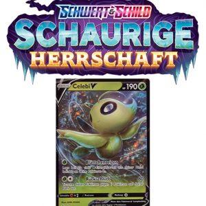 Pokémon Schaurige Herrschaft 007/198 Celebi-V