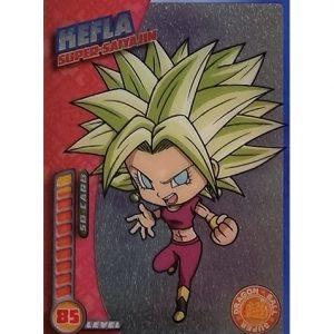 Panini Dragon Ball Super Trading Cards Nr 168 Kefla Super Saiyajin