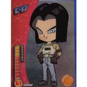 Panini Dragon Ball Super Trading Cards Nr 169 C 17