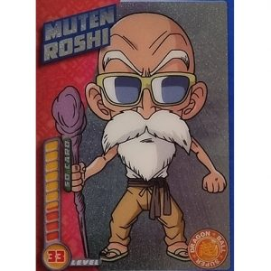 Panini Dragon Ball Super Trading Cards Nr 171 Muten Roshi