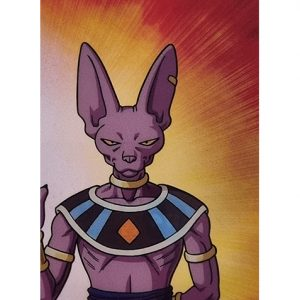 Panini Dragon Ball Super Trading Cards Nr 174 Puzzle