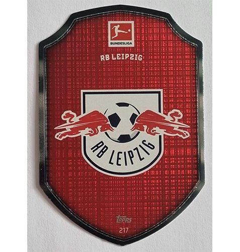 Topps Match Attax Bundesliga 2021/22 Nr 217 RB Leipzig Clubkarte