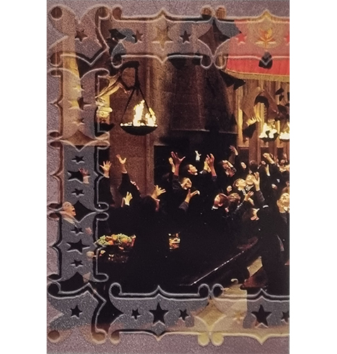 Panini Harry Potter Evolution Trading Cards Nr 295 Magical Place