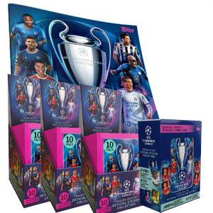 Topps Champions League Sticker 2021/2022 Bundle groß